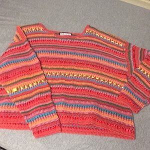 Urban Outfitters 70's retro crop top